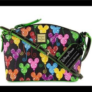 Mickey Mouse Balloons Dooney & Bourke Crossbody